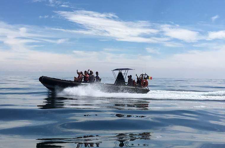 Escapade Marine ©