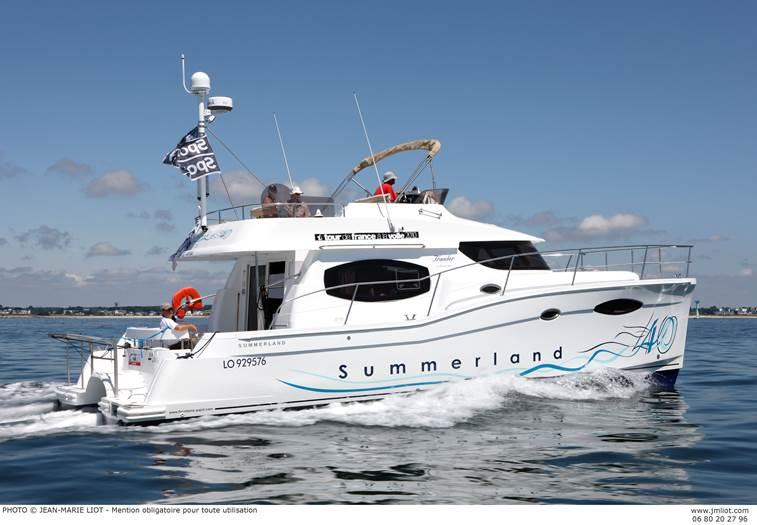 JPC Marine - La Trinite sur Mer - Morbihan Bretagne Sud © Corouge