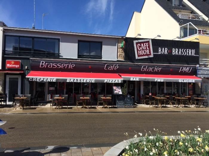 Restaurant Le Café Hoche-Quiberon-Morbihan-Bretagne Sud © Restaurant Le Café Hoche