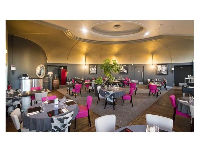 Restaurant-Le-Jules-Verne-Joa-Casino-Arzon-Presqu'île-de-Rhuys-Golfe-du-Morbihan-Bretagne sud © Joa Casino