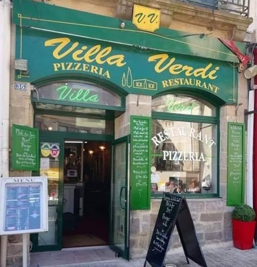 restaurant-villa-verdi-auray ©