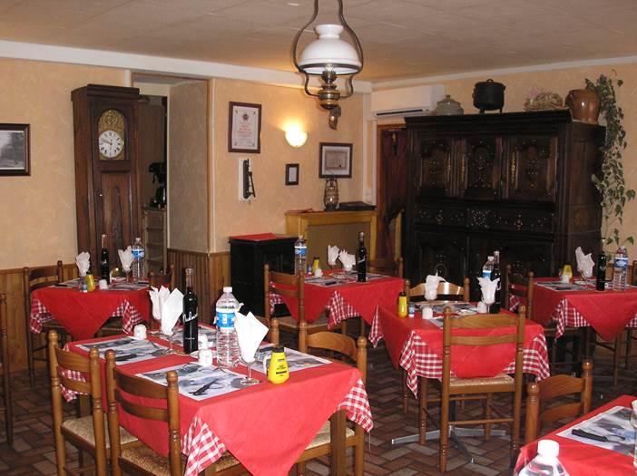 Bar-Restaurant La Grande Halte ©