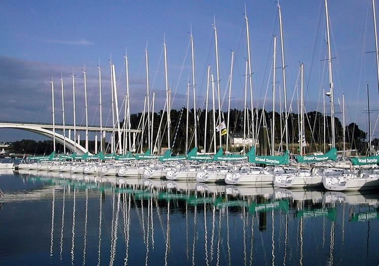 Team Winds - La Trinite sur Mer - Morbihan Bretagne Sud © Team Winds