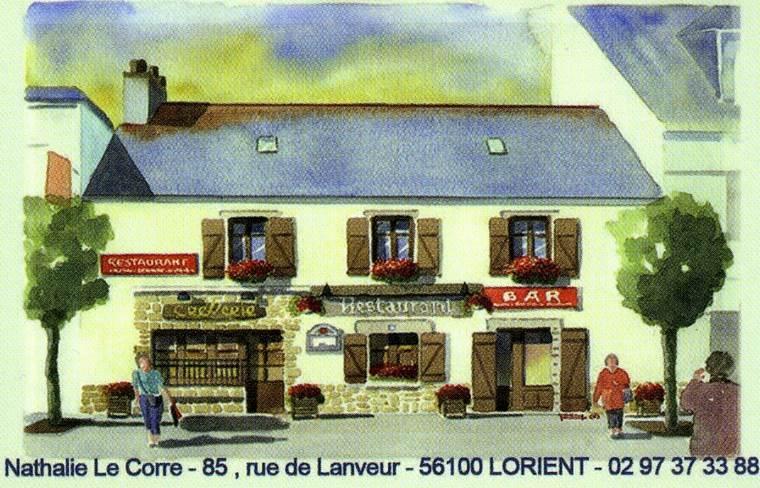 restaurant-Lorient-Morbihan-Bretagne-sud © Le Corre-Trehin