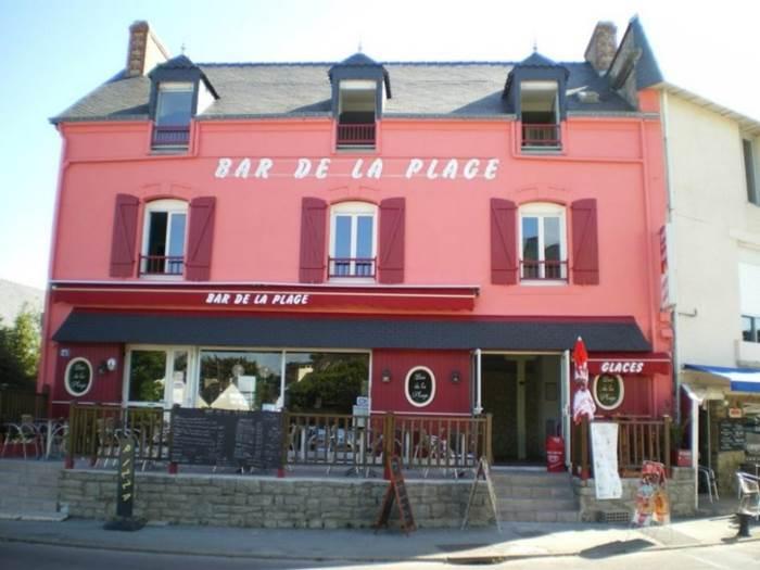 Bar-de-la-Plage-arzon-morbihan-bretagne sud © Bar de la Plage