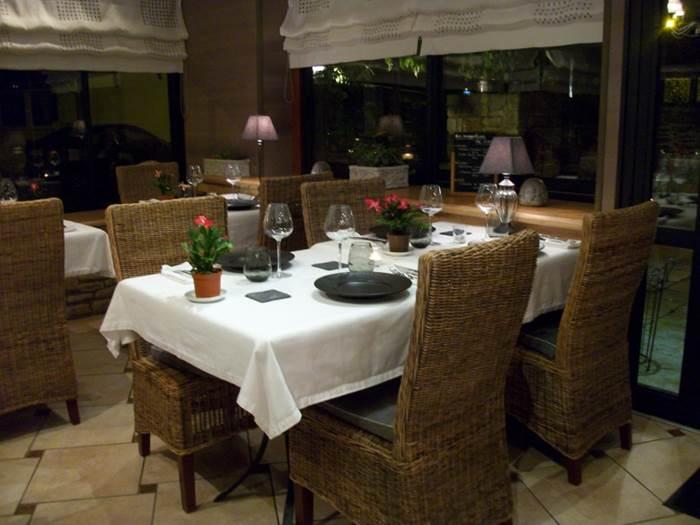Restaurant-La-Pergola-sarzeau-morbihan-bretagne sud © Restaurant La Pergola