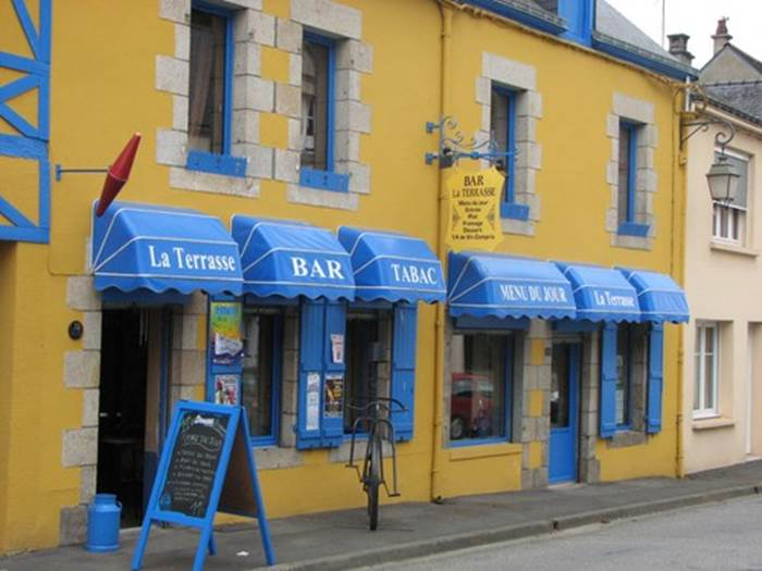 Bar Restaurant La Terrasse © ot Josselin