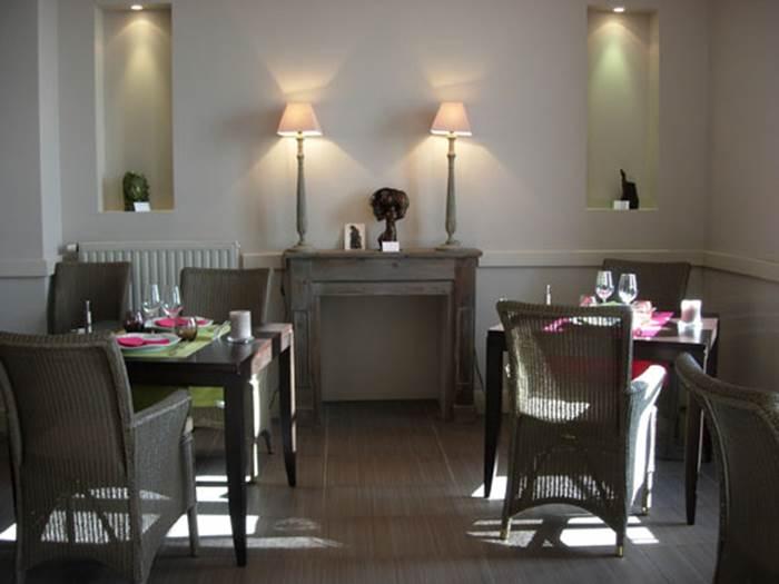 Restaurant La Villa Margot-Quiberon-Morbihan-Bretagne Sud © La Villa Margot