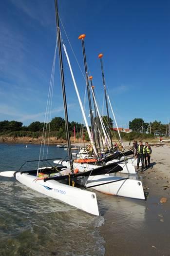 Societe-nautique-locmariaquer-Morbihan-Bretagne-Sud ©
