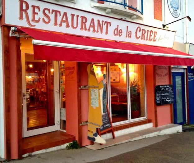 Restaurant la Criée-QUiberon-Morbihan-Bretagne Sud © Fanch LUCAS