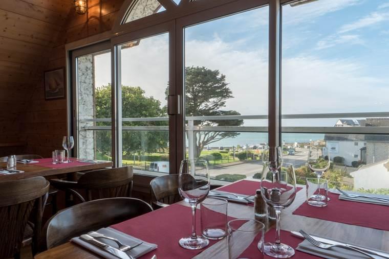Restaurant-Le-Boucanier-Arzon-Port-Navalo-Presqu'île-de-Rhuys-Golfe-du-Morbihan-Bretagne sud © Le Boucanier