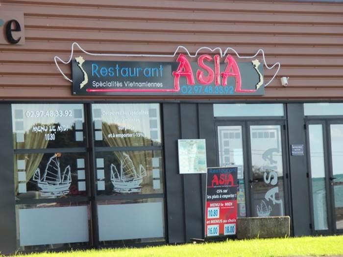 Restaurant Asia ©