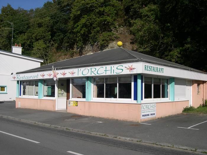 Restaurant-Orchis-Hennebont-Groix-Lorient-Morbihan-Bretagne-Sud © L'Orchis