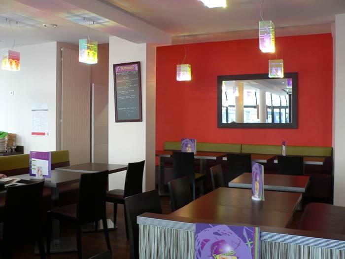 Restaurant-La-Rotonde-Groix-Lorient-Morbihan-Bretagne-Sud © Restaurant La Rotonde
