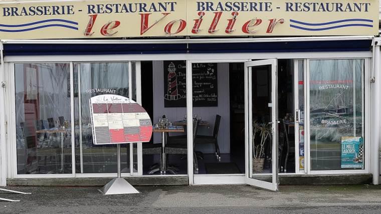 Restaurant-Le-Voilier-Arzon-Presqu'île-de-Rhuys-Golfe-du-Morbihan-Bretagne sud © Le Voilier