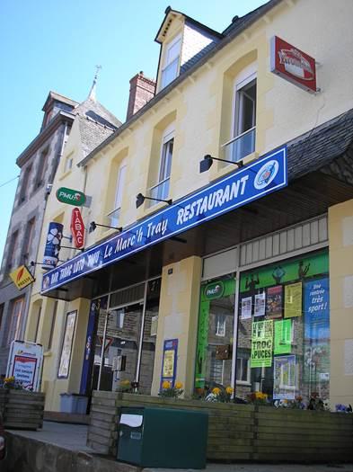 restaurant-marchtray-morbihan-bretagne-sud © SI du Porhoet