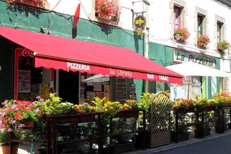 Restaurant-Pizzeria-LeChristie-GuemenesurScorff-Pays-Roi-Movan-Morbihan-Bretagne-Sud © Le Christie
