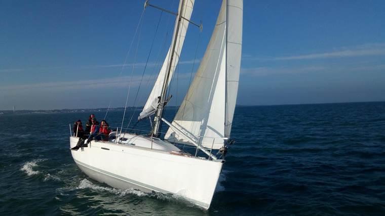 Atao Croisières Voile-La Trinité sur Mer-Morbihan Bretagne Sud ©