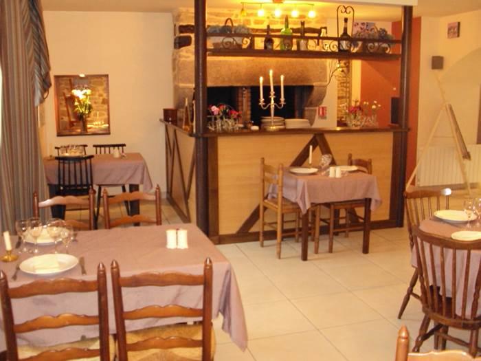 Restaurant-Auberge-An-Douar-Queven-Groix-Lorient-Morbihan-Bretagne-Sud © Auberge An Douar