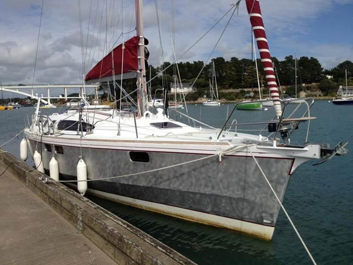 Alternative sailing-La-Trinite-sur-Mer-Morbihan-Bretagne-Sud ©