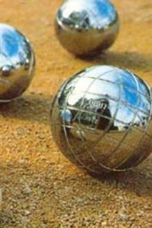 Concours de boules - Marzan