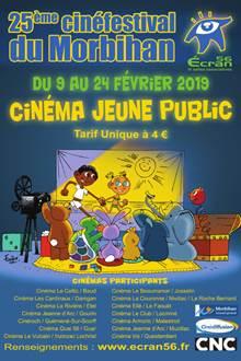 25ème CinéFestival Ecran 56