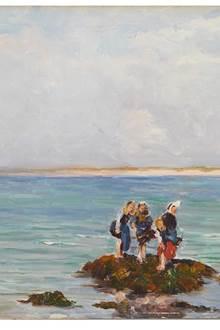 Exposition Joseph-Félix Bouchor (1853-1937) - Instants de vie