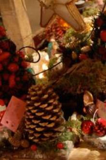 Marché de Noël à Hélléan