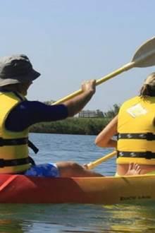 Escapades kayak à Damgan