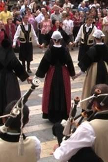 Fest noz au Domaine de Prières à Billiers