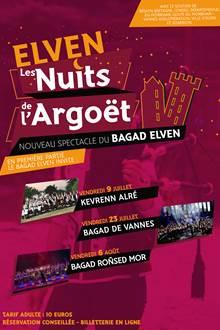 Nuits de l'Argoët - Bagad Elven