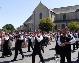 Fête-celtique-Saint-Gildas-de-Rhuys-Morbihan-Bretagne Sud © BIT Saint-Gildas