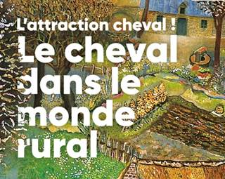 Exposition: L'attraction cheval ©