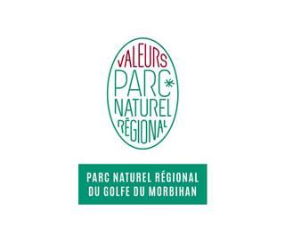 Logo-Valeurs-Parc-Naturel-Régional-Golfe-du-Morbihan-Bretagne sud © PNR Golfe du Morbihan