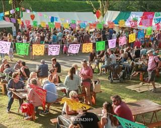 Festival les galettes du monde-Ste Anne d'Auray ©