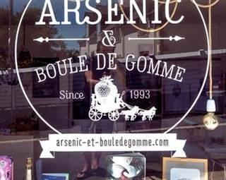 Noël à Arsenic et boule de gomme - Carnac - Morbihan Bretagne Sud ©