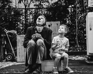 Spectacle familial - Frigo (Opus 2) Cie «Dis bonjour à la dame» © © Kalimba Mendés