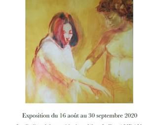 Exposition Anne LE PORT ©