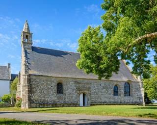 Chapelle de Saint Sauveur © OT erdeven