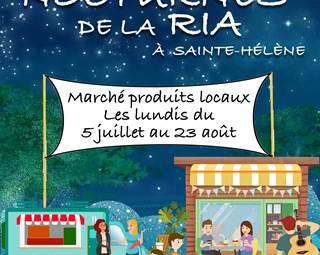 Marché Nocturne - Les Nocturnes de la RIA ©