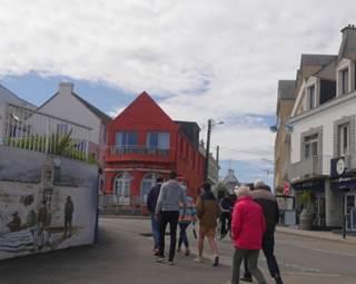 Pot de bienvenue de Port-Maria-Quiberon-Morbihan-Bretagne Sud © Pot de bienvenue de Port-Maria-Quiberon-Morbihan-Bretagne Sud