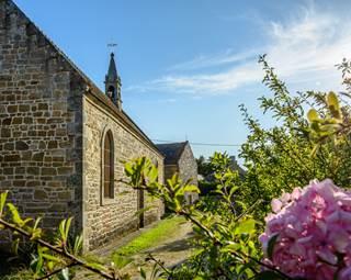 Chapelle Lisveur © OT Erdeven