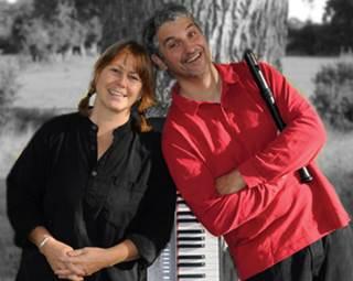 Rachel Goodwin et Hervé Dréan  © Catherine Chatal