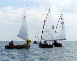 Régate départementale dériveur et Dinghy 12 Trophée des Menhirs ©