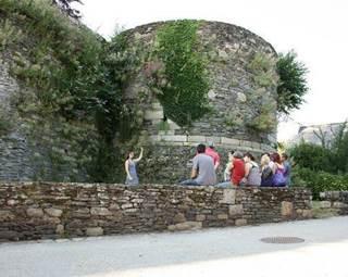 Visite guidée de Rochefort-en-Terre - Morbihan Bretagne Sud © Rochefort-en-Terre Tourisme
