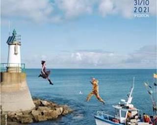 Affiche Escales Photos-Festival du Mor Braz-Plouharnel-Houat-Hoedic-Morbihan-Bretagne Sud © Escales Photos - Festival du Mor Braz