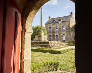 Visites patrimoine-Le Guerno-DLRBT © Alexandre Lamoureux