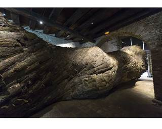 exposition-intrant-simon augade-musee de la cohue-vannes-golfe du morbihan-bretagne sud © mairie de vannes