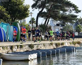 Marathon de Vannes © Yves MAINGUY