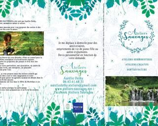 Programme printemps Aurélie Dethy - Vannes - Golfe du Morbihan - Bretagne Sud ©